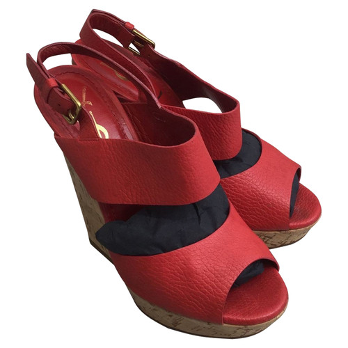 Yves Saint Laurent wedges - Second Hand Yves Saint Laurent wedges ... 06636da868