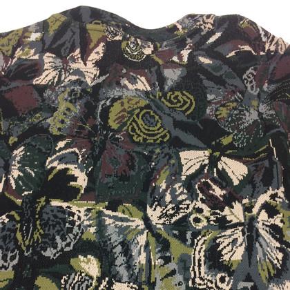 Valentino Jacquard-Kleid