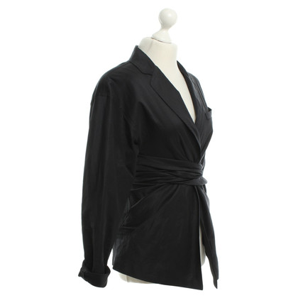 Donna Karan Blazer in dark blue