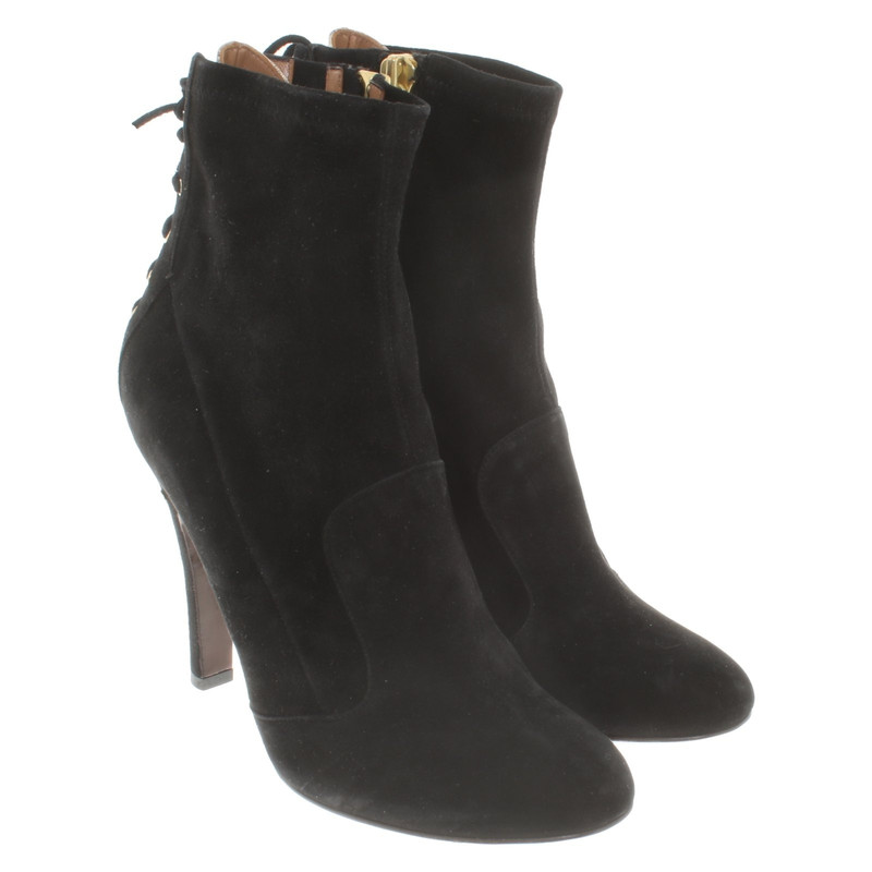 Laurence Dacade Suede ankle boots Laurence Dacade Suede ankle boots ...