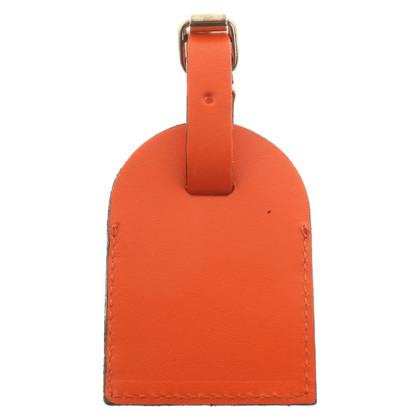 Etro Luggage tag made of leather
