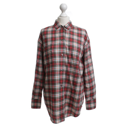 Jil Sander Plaid Shirt