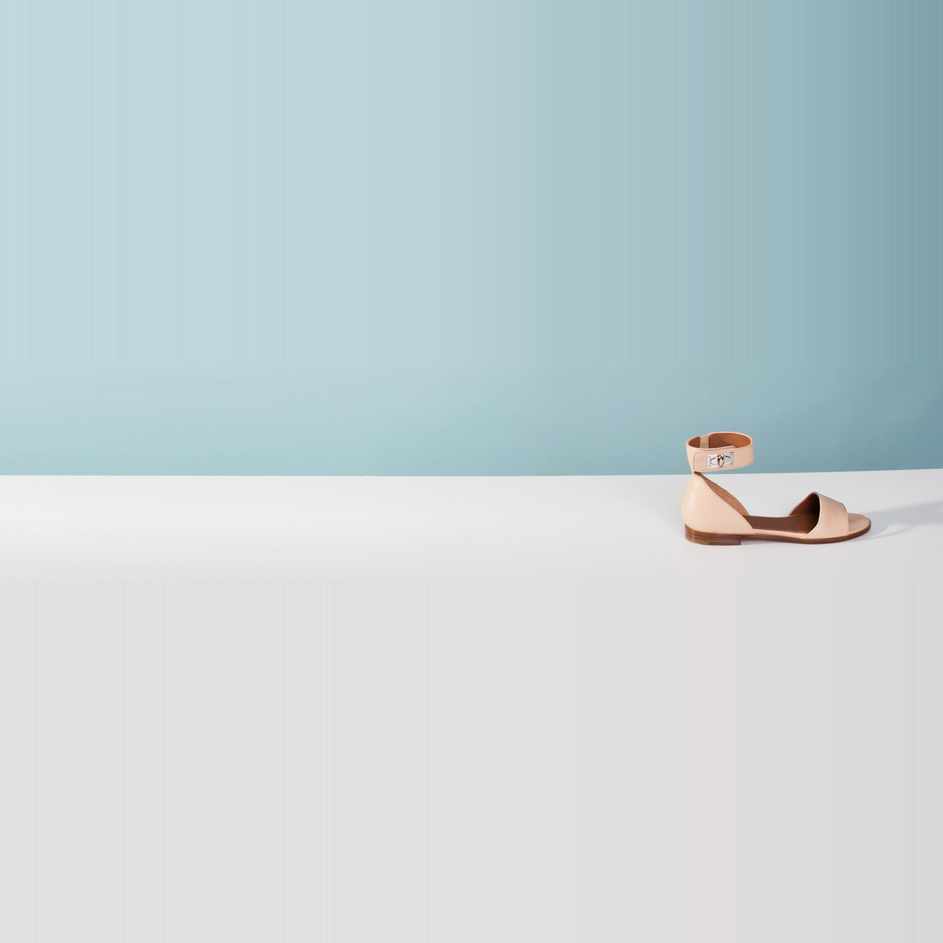 Sandalen (plat) Tweedehands