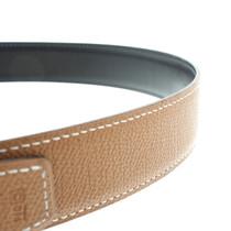 Hermès Belt in brown/black