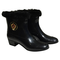 Chanel Ankle rain boots