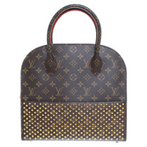 "Louis Vuitton ""Shopping bag"" in monogram of canvas"