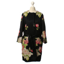 Dolce & Gabbana Coat with floral pattern