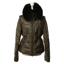 Strenesse Jacket with real fur
