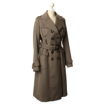 Burberry Coat in Taupe