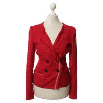 Isabel Marant Etoile Blazer in red
