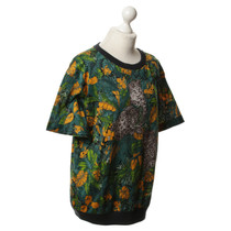 Salvatore Ferragamo T-Shirt with floral print