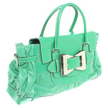 Gucci Hand bag in green
