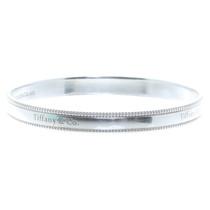 Tiffany & Co. Bangle silver